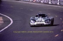 DeCadenet Ford. DeCadenet/Craft Le Mans 1977  photo
